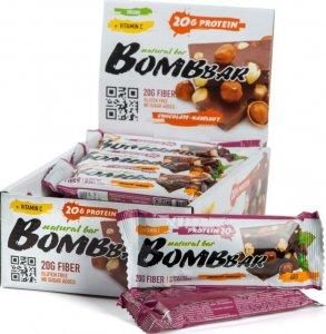 Bombbar (Шоколад с фундуком, 60 гр)
