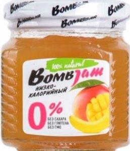 Джем Bombjam (Манго-банан, 250 гр)