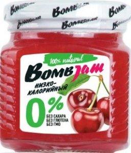 Джем Bombjam (Вишня, 250 гр)