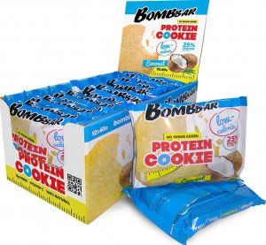 Низкокалорийное печенье Bombbar Protein Cookie (Кокос, 40 гр)