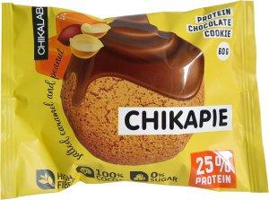 Печенье глазированное с начинкой CHIKALAB (Арахис, 60 гр)