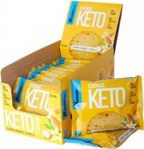 Печенье Кето (Ваниль с миндалем, 40 гр)
