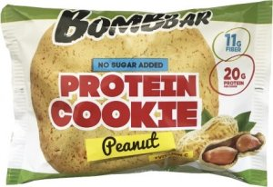 Bombbar Protein Cookie (Арахис, 60 гр)