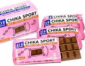 Шоколад CHIKALAB (Молочный, 100 гр)