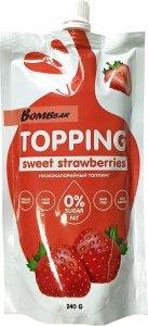Топпинг Bombbar (Клубничный, 240 гр)