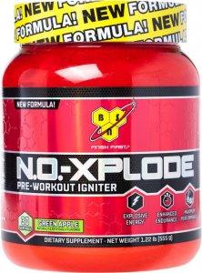 N.O.-Xplode 3.3 (Фруктовый пунш, 555 гр)