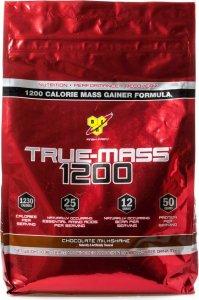 Гейнер True Mass 1200 (Ванильное мороженое, 4650 гр)