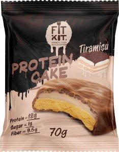 Protein cake FitKit (Тирамису, 70 гр)