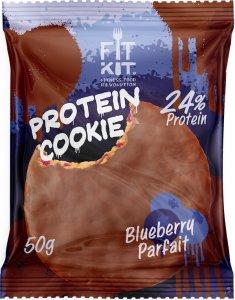 Protein Choсolate Cookie FitKit (Черничное парфе, 50 гр)