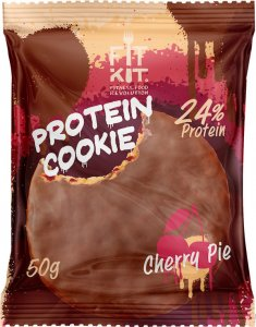 Protein Choсolate Cookie FitKit (Вишневый пирог, 50 гр)