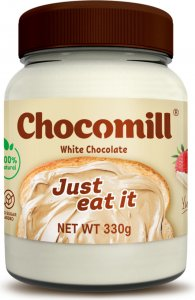 Белая шоколадная паста Chocomill (330 гр)