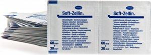 Салфетка спиртовая Soft-Zellin