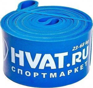 Синяя резиновая петля HVAT 23-68 кг