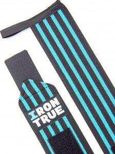 Бинт кистевой Irontrue WS100-50 (Черно-синий)