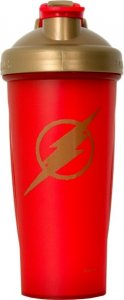 Шейкер Irontrue Justice League Flash (Красно-золотой, 700 мл)