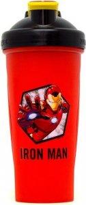 Шейкер Irontrue Marvel Iron Man (Красно-черный, 700 мл)