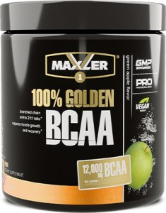 100% Golden BCAA (Зеленое яблоко, 210 гр)