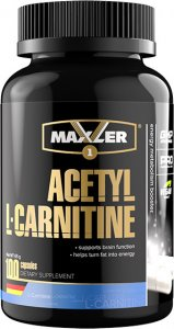 Acetyl L-Carnitine Vegan (100 капс)