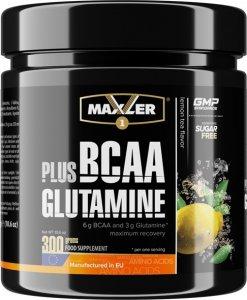 BCAA + Glutamine (Лимонный чай, 300 гр)