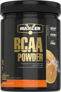 BCAA Powder 2:1:1 Sugar Free (Апельсин, 420 гр)