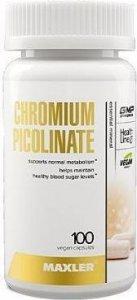 Chromium Picolinate 250 mcg (100, капс)