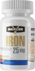 Iron 25 mg (90 капс)