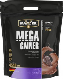 Гейнер Mega Gainer (Клубника, 1000 гр)