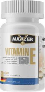 Vitamin E 150 mg (60 капс)