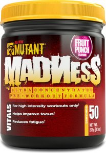 Madness (Персик-манго, 275 гр)