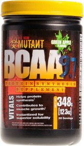 BCAA 9.7 (Зелёное яблоко, 348 гр)