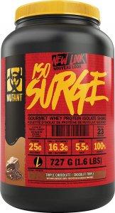 Протеин Iso Surge (Клубничный коктейль, 727 гр)
