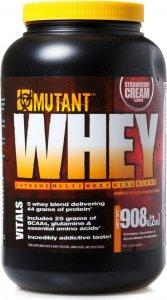 Протеин Whey (Клубника-крем, 908 гр)