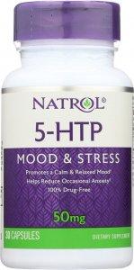 5-HTP 50 mg (30 капс)
