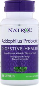 Acidophilus Probiotic (100 капс)
