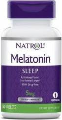 Melatonin 5mg (60 таб)