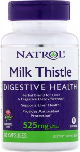 Milk Thistle Advantage 525 mg (60 капс)
