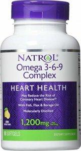 Omega 3-6-9 Complex (90 капс)