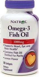 Omega 3 Fish Oil 1000 mg (90 капс)