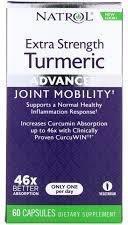 Turmeric Extra Strength (60 капс)