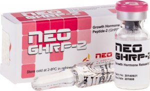 NeoGHRP-2 (Релизинг-пептид-2 гормона роста), 5 мг/флакон