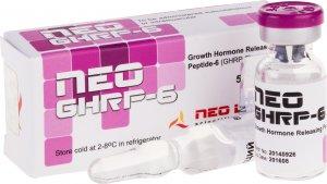 NeoGHRP-6 (Релизинг-пептид-6 гормона роста), 5 мг/флакон