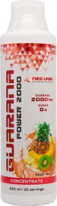 Guarana power 2000mg concentrate (Фруктовый микс, 500 мл)