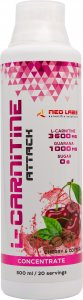 L-Carnitine Attack Concentrate (Вишня-кофе, 500 мл)