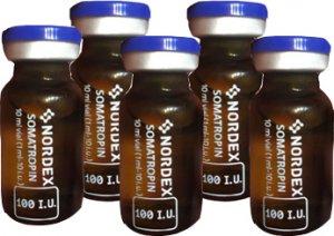 Нордекс (Nordex) гормон роста жидкий