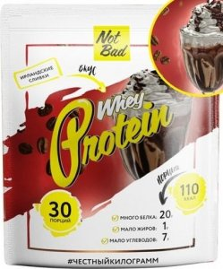 Протеин NotBad Whey Protein (Миндаль в шоколаде, 1000 гр)