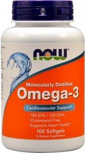 Omega-3 1000mg (100 капс)