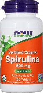 Spirulina 500 mg (100 табл)