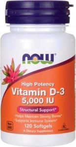 Vitamin D-3 5000 IU (120 капс)
