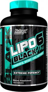 Lipo-6 Black Hers (120 капс)