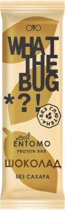 Батончик What The Bug (Шоколад, 50 гр)